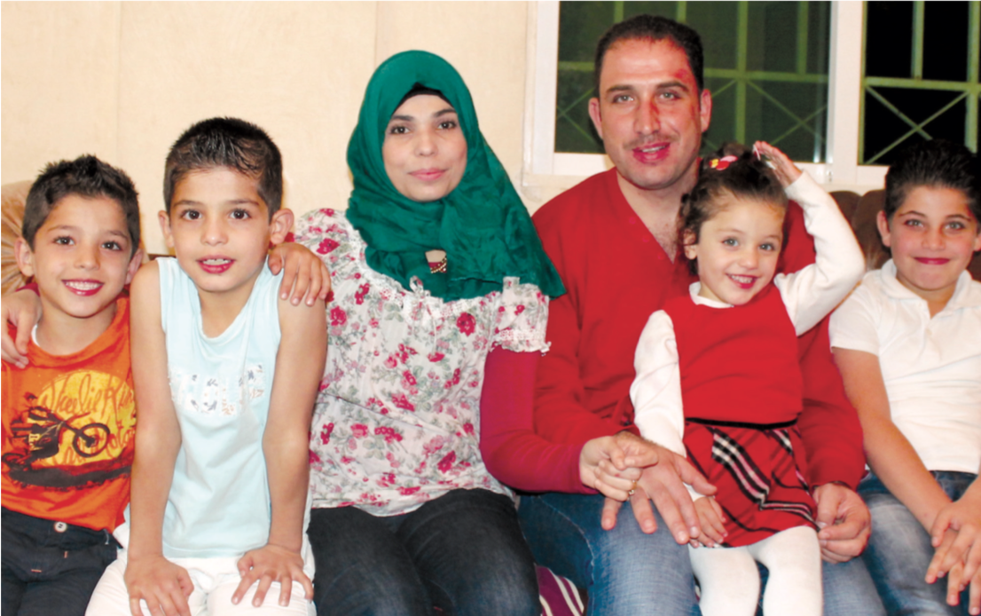 Project Safe Haven told Syrian family finally to get ...