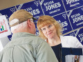 MPP FOR DUFFERIN-CALEDON Sylvia Jones will serve as the local PC candidate in the 2018 provincial election.