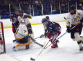 The Alliston Hornets host the Port Hope Panthers in game four of their best-of-seven series at the New Tecumseth Recreation Centre in Alliston on Wednesday, April 12. The Hornets are done for the season after losing game five to give the Panthers a five game series win. Port Hope will now go on to meet the Ayr Centennials in the final.