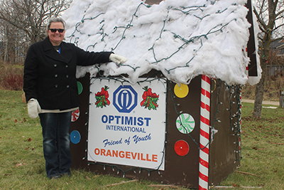 christmas in the park set to open on friday night - When Does Christmas In The Park Open